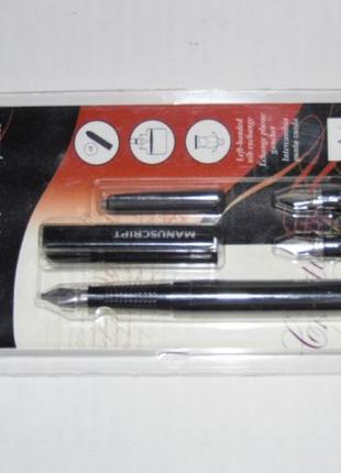 Ручка для каллиграфии manuscript новый набор