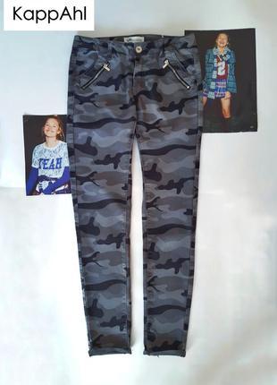 Стильные штаны, брюки камуфляжные для девочек, джинсы, чиносы ...