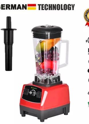Профессиональный BioloMix G5200 новый, красного цвета