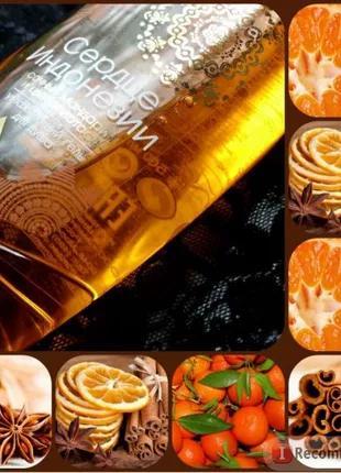 Гель для душа AVON Senses - Сладкий мандарин и пьянящий аромат ло