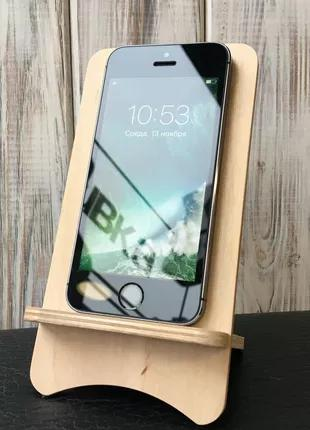 Apple iPhone 5s 16Gb Neverlock Space Gray мдм