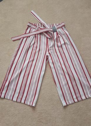 Кюлоты брюки вискоза