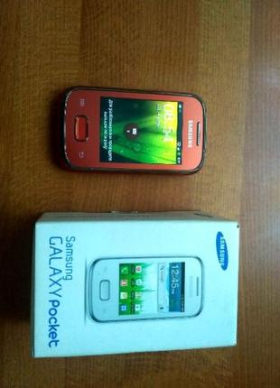 ДЕШЕВО смартфон Самсунг / Samsung Galaxy Pocket S5300