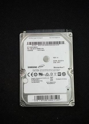 """Жесткий диск Samsung 1Tb """"2.5 sata"""