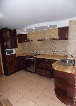 Кухня с ясеня