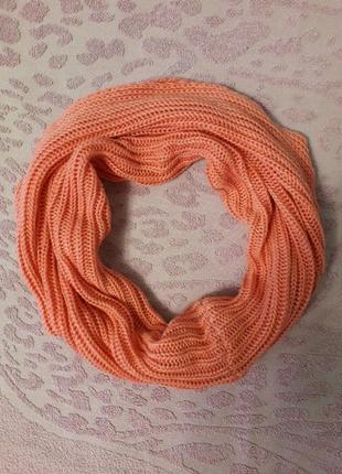 Хомут шарф
