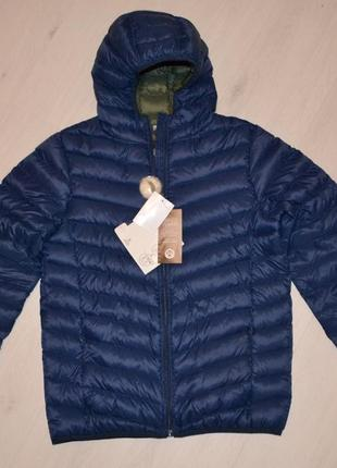 Пуховик, пуховая куртка c&a angelo litrico р. 158 см