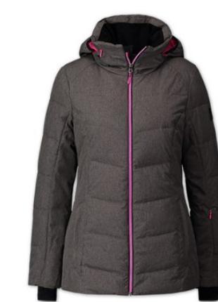 Лыжная куртка на пуху, пуховик размер xl. германия.