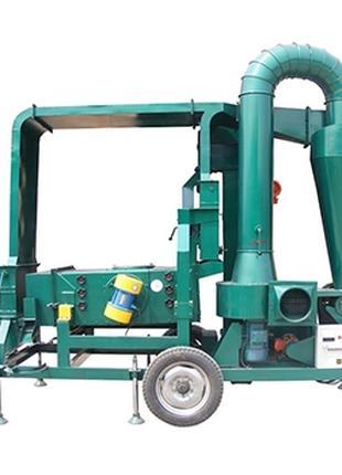 Зерноочистка(мобильный зерноочистительный комплекс)
