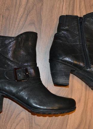 Короткие сапоги, полусапожки, ботинки marc р.39