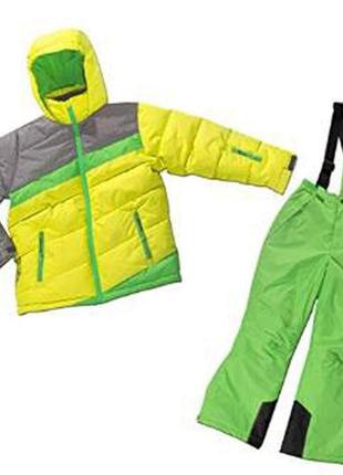 Куртка, полукомбинезон, штаны - лыжный костюм рост 152 см
