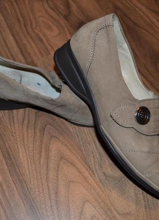 Туфли semler размер 6 н наш 39, ортопедические. германия.