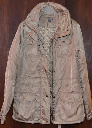 Демисезонная куртка zara рост 164 см, на 13-14 лет.