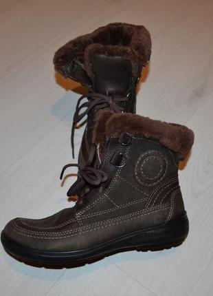 Зимние сапоги, ботинки jomos р.37