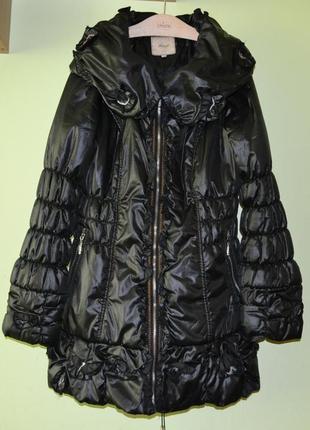 Пальто, удлиненная куртка размер s