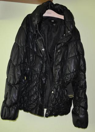 Куртка демисезонная h&m размер s