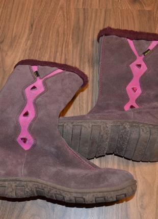 Зимние сапоги   richter размер 35