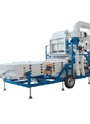 Мобільний зерновий сепаратор (Універсальний мобільний зерноочисни