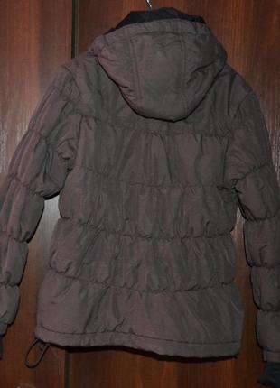 Лыжная куртка plusminus рост 140 см