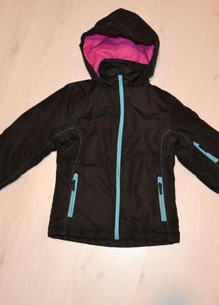 Лыжная куртка, термокуртка, куртка crane на 7- 8 лет.