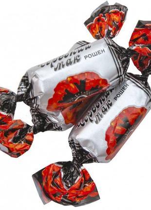 Продам конфеты Красный мак