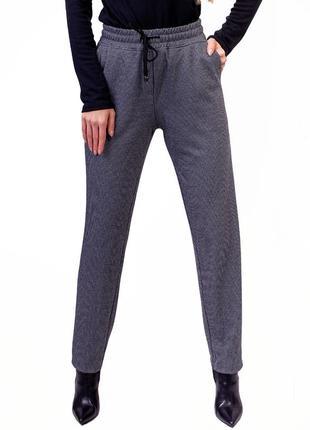 Женские модные брюки на резинке