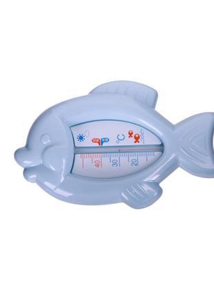 12-52 термометр для воды рыбка