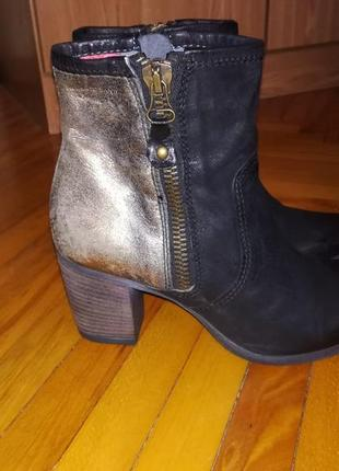 Кожание ботинки roberto santi
