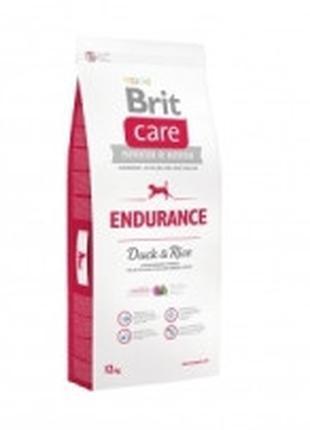Brit Care Endurance корм для активных собак всех пород, 3кг