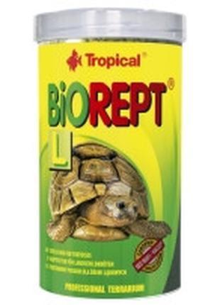 Tropical BIOREPT L многокомпонентные палочки для сухопутных че...