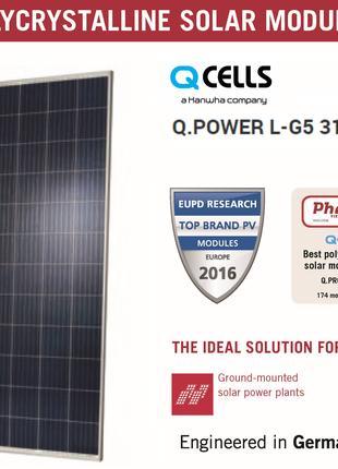 315W, Панель солнечная, сонячна, батарея Q.POWER L-G5