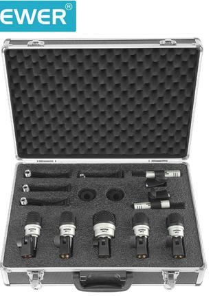 Комплект барабанних мікрофонів Neewer 7