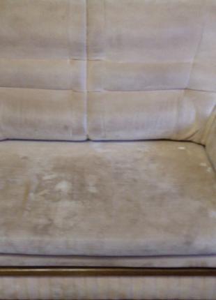 Химчистка мягкой мебели на дому.