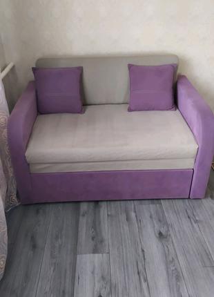 Дитячий диван-ліжко