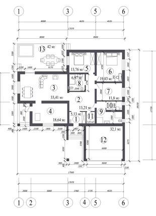 Проектирование частных домов, 3D визуализация