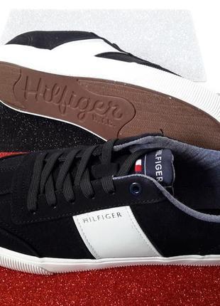Мужские кроссовки/кеды американского бренда tommy hilfiger (то...