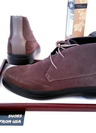 Мужские ботинки кельвин кляйн. оригинал