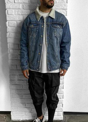 Стильная джинсовка даллас