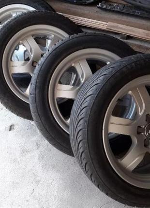 Легкосплавные диски Audi R17 5/112 225/50 ET28 Wolksvagen коле...