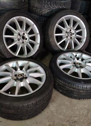 Легкосплавные диски Wolkswagen 5/120 R17 BMW Opel Nissan колес...