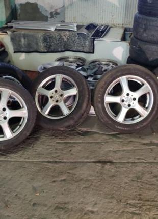 Легкосплавные диски Renaut 4/100 r16 Opel Volkswagen колеса ти...