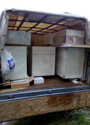 Грузоперевозки, доставка, грузовое такси