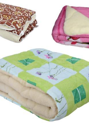 Одеяло открытый мех (зима) - полуторка