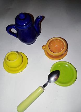 Посуда детская посудка набор