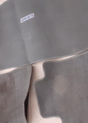 Б/у Летние коврики салона Nissan Leaf 30
