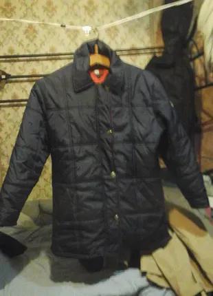 Куртка полу пальто
