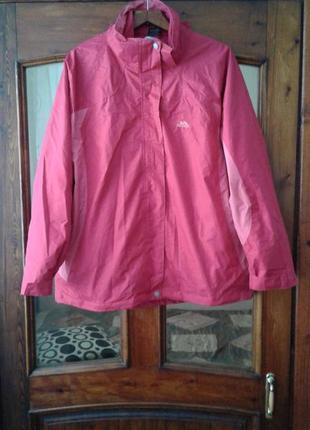 Теплая спортивная куртка большого размера