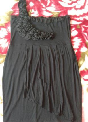 Коктельное платье большого размера