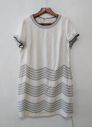 Стильное элегантное платье большого размера