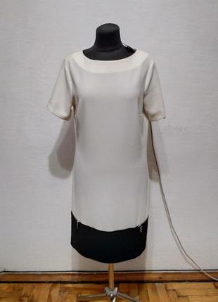 "Стильное элегантное платье "" black and white"""